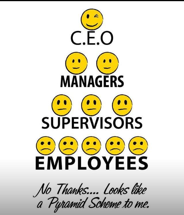 mlm pyramid corporate pyramid funny